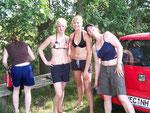 Andrea, Marion & Silke