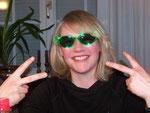 Anke hat diese ultra-stylische Blink-Brille bekommen :D