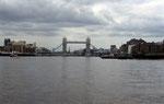 Fahrt nach London