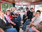 Fahrt durch die Weinberge in Gornja Radgona