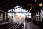 U-Bahnhof in Berlin. Foto: Helga Karl