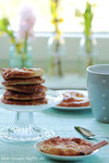 low carb Kaffeetafel