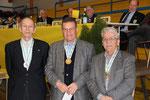 Robert Gaillard, Gilbert Pahud, René Fayet