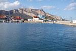 Der alte Hafen von Plaka