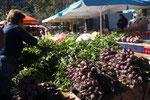 Auf dem Markt in Nafplio