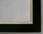 Eigener Entwurf in Schwarz mit Silber + Gelbgold Nr. 2