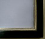 Eigener Entwurf in Schwarz mit Silber + Gelbgold Nr. 1