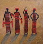 Afrikanerinnen, Öl