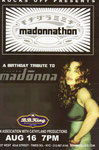 MADONNATHON AUG 16 7PM