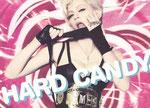 HARD CANDY PROMOCARD UK