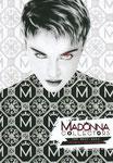 MADONNA COLLECTORS VOLUME 2 CARTE REMERCIEMENTS