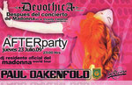 PAUL OAKENFOLD AFTER PARTY JUEVES 23 JULIO.09