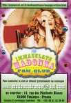MADONNA FAN CLUB