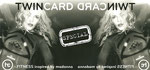TWIN CARD HARD CANDY FITNESS/DEUTCH