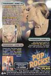 POP ROCKS  THURSDAY JUNE 10