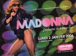 SOIRÉE MADONNA LUNDI 2 JANVIER 2006