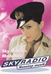 GO CARD DENMARK MADONNA SKY RADIO