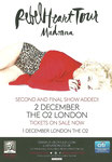 REBEL HEART TOUR LONDON