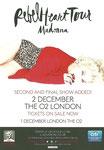 REBEL HEART TOUR LONDON