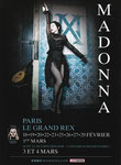 MADAME X PARIS LE GRAND REX/LUCKY RECORDS/ DOS VIERGE