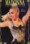MADONNA BLOND AMBITION WORLD TOUR DVD