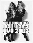 THE ULTIMATE 80'S NEW YEARS EVE 2002