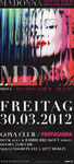 MDNA FREITAG 30.03.2012