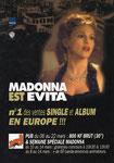 EVITA/DON'T CRY FOR ME ARGENTINA