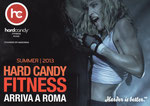 HARD CANDY FITNESS ROME SUMMER/2013