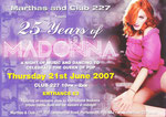 25 YEARS OF MADONNA 2007