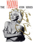 THE MADONNA ICON SERIES/SIGNE PAR L'AUTEUR DAVID SCHWARTZ