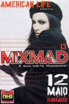 MIXMAD 12 MAIO SABADO