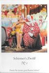 POSTCARD BOOK SCHIRMER'S ZWÖLF