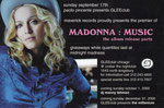MADONNA MUSIC GLEECLUB