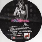 CONFESSIONS TOUR PARIS BERCY