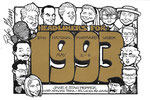 1993 POSTCARD WEEK/limited edition 1/300