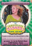 THE IMMACULATE MADONNA FAN CLUB