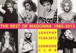 LOVEPOP 2013 LEHMANN CLUB