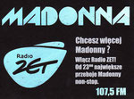 MADONNA RADIO ZET POLEN