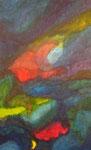 無題100823 アクリル、キャンバス 130.3×80.3cm