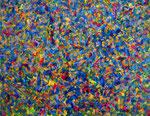 無題120902 アクリル、キャンバス 31.8×41cm