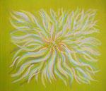 flower #3 アクリル、キャンバス 45.5×53cm