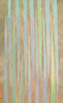 上からの光、下からの光 アクリル、キャンバス 130.3×80.3cm