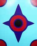 アクリルガッシュ、キャンバス 91×72.7cm