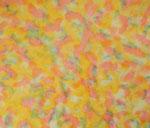 flower #6 アクリル、胡粉ジェッソ、キャンバス 45.5×53cm