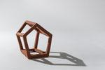 Rollwerk, 2013, Steinzeug, 22x19x17cm