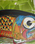 Fisch / 20 x 24 / Disponible