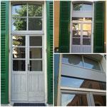 restauro porta finestra