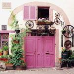 restauro portone d'ingresso Milano