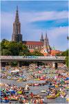Münster Ulm und die Donau